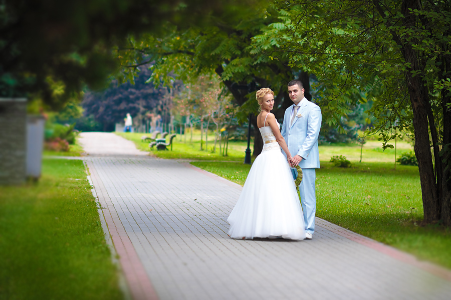 Красивые свадьбы в минске 84