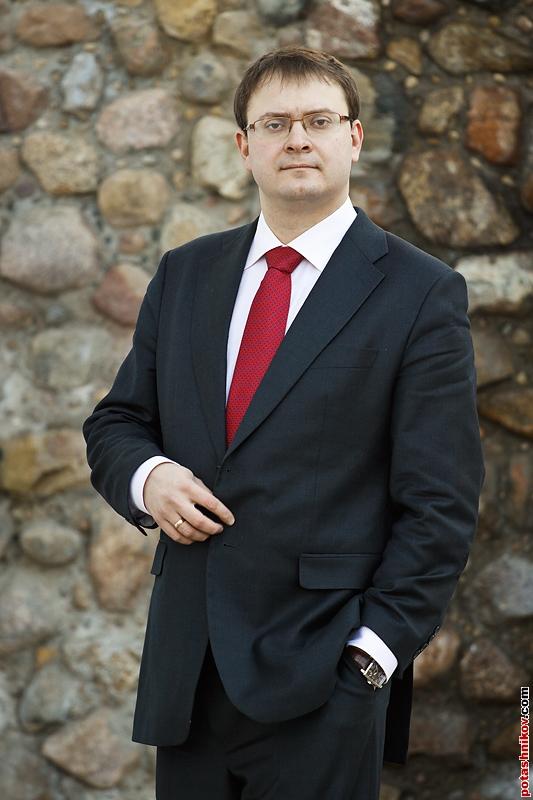 Фотосъемка бизнес портрета