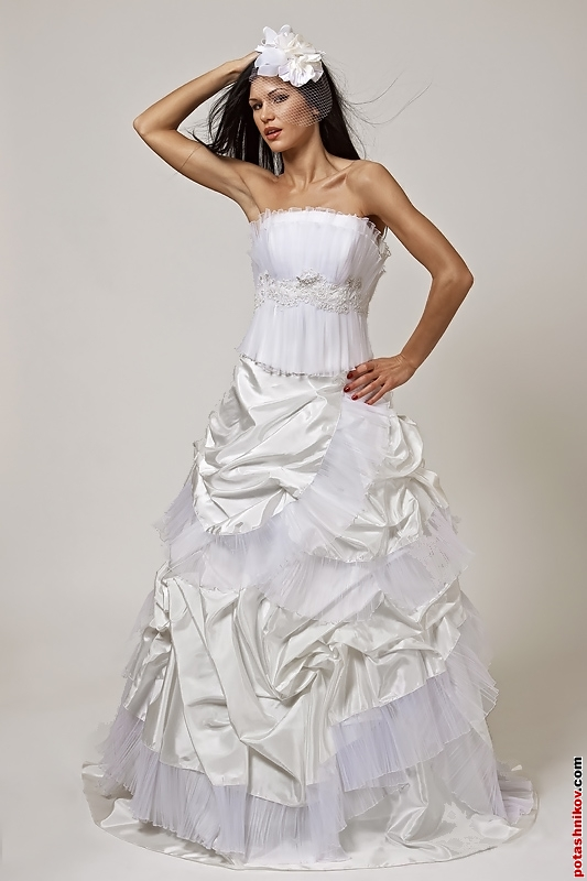 Фотосъемка для каталога свадебной одежды. Свадебные платья в Минске